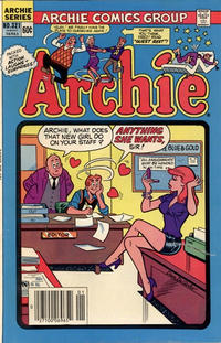 Cover Thumbnail for Archie (Archie, 1959 series) #321