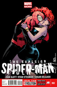 Cover Thumbnail for Superior Spider-Man (Marvel, 2013 series) #2