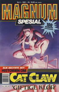 Cover Thumbnail for Magnum Spesial (Bladkompaniet, 1988 series) #2/1991