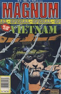 Cover Thumbnail for Magnum Spesial (Bladkompaniet, 1988 series) #6/1992