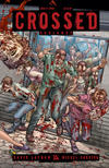 Cover for Crossed Badlands (Avatar Press, 2012 series) #21 [Wraparound Variant Cover by Gianluca Pagliarani]