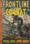 Cover for Frontline Combat (Superior Publishers Limited, 1951 series) #9