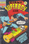 Cover for Giant Superboy Album (K. G. Murray, 1965 series) #10