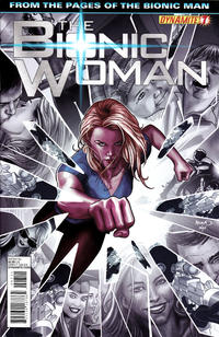 Cover Thumbnail for The Bionic Woman (Dynamite Entertainment, 2012 series) #7