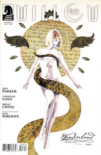 Cover Thumbnail for Willow (Dark Horse, 2012 series) #3 [David Mack Cover]