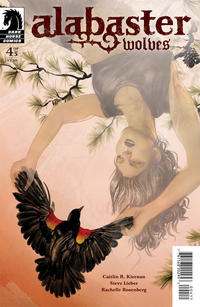 Cover Thumbnail for Alabaster Wolves (Dark Horse, 2012 series) #4