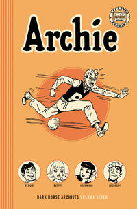 Cover Thumbnail for Archie Archives (Dark Horse, 2011 series) #7