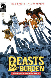 Cover Thumbnail for Beasts of Burden: Neighborhood Watch (Dark Horse, 2012 series) #[nn]