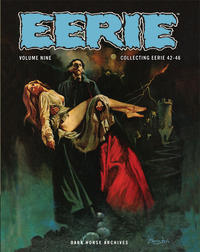 Cover Thumbnail for Eerie Archives (Dark Horse, 2009 series) #9