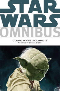 Cover Thumbnail for Star Wars Omnibus: Clone Wars (Dark Horse, 2012 series) #2 - The Enemy on All Sides