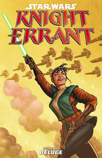 Cover Thumbnail for Star Wars: Knight Errant (Dark Horse, 2011 series) #2 - Deluge