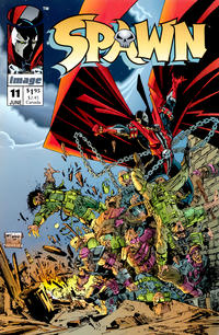 Cover Thumbnail for Spawn (Image, 1992 series) #11 [Direct Edition]