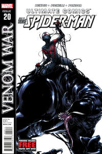 Cover Thumbnail for Ultimate Comics Spider-Man (Marvel, 2011 series) #20