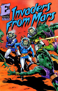 Cover Thumbnail for Invaders from Mars Book II (Malibu, 1991 series) #2