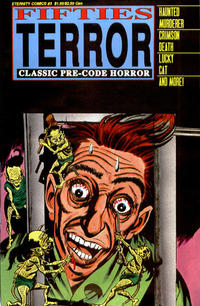 Cover Thumbnail for Fifties Terror (Malibu, 1988 series) #3