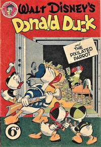 Cover Thumbnail for Walt Disney's One Shot (W. G. Publications; Wogan Publications, 1951 ? series) #22