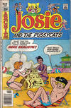 Cover for Josie and the Pussycats (Archie, 1969 series) #98
