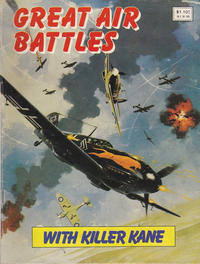 Cover Thumbnail for Great Air Battles (Yaffa / Page, 1980 ? series)