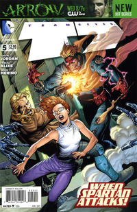 Cover Thumbnail for Team 7 (DC, 2012 series) #5
