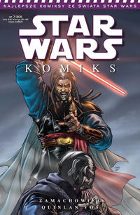 Cover Thumbnail for Star Wars Komiks (Egmont Polska, 2008 series) #7/2011