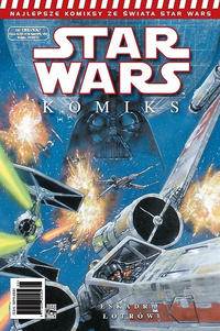 Cover Thumbnail for Star Wars Komiks (Egmont Polska, 2008 series) #8/2012