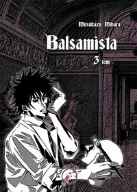 Cover Thumbnail for Balsamista (Hanami, 2008 series) #3