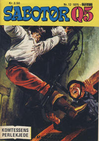 Cover Thumbnail for Sabotr Q5 (Se-Bladene, 1971 series) #12/1975