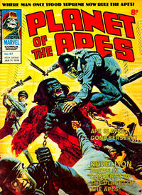 Cover Thumbnail for Planet of the Apes (Marvel UK, 1974 series) #67