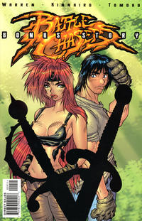 Cover Thumbnail for Battle Chasers (Image, 2001 series) #9
