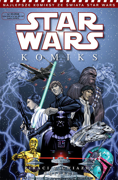 Cover for Star Wars Komiks (2008 series) #10/2011