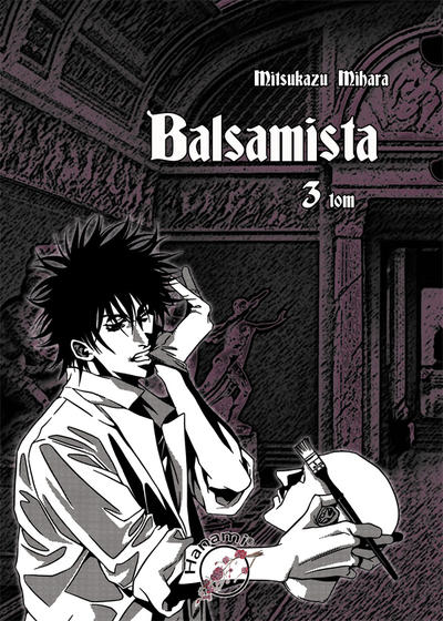 Cover for Balsamista (2008 series) #3