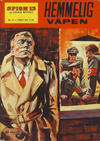 Cover for Spion 13 og John Steel (Se-Bladene - Stabenfeldt, 1963 series) #2/1964
