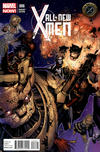 Cover for All-New X-Men (Marvel, 2013 series) #6 [50th Anniversary Variant Cover by Chris Bachalo & Tim Townsend]