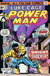 Cover Thumbnail for Power Man (1974 series) #26 [British price variant.]