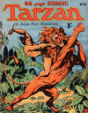 Cover for Tarzan Comic (Donald F. Peters, 1950 series) #v1#4