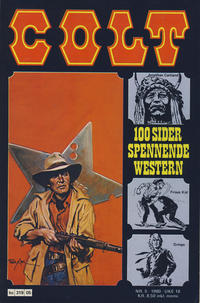 Cover Thumbnail for Colt (Semic, 1978 series) #5/1980