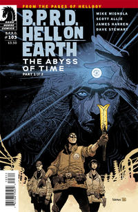 Cover Thumbnail for B.P.R.D. Hell on Earth (Dark Horse, 2013 series) #103