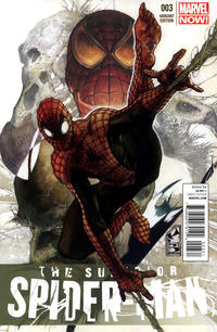 Cover Thumbnail for Superior Spider-Man (Marvel, 2013 series) #3 [Variant Cover by Simone Bianchi]