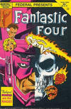 Cover for Fantastic Four (Federal, 1983 series) #7