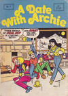 Cover for A Date with Archie (Yaffa / Page, 1987 series) #7
