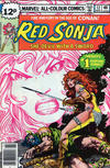 Cover Thumbnail for Red Sonja (1977 series) #12 [British price variant.]