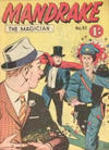 Cover for Mandrake the Magician (Yaffa / Page, 1964 ? series) #31