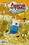 Cover for Adventure Time (Boom! Studios, 2012 series) #3 [Cover A]