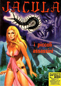 Cover Thumbnail for Jacula (Ediperiodici, 1969 series) #104