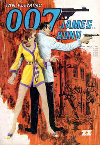 Cover Thumbnail for 007 James Bond (Zig-Zag, 1968 series) #34