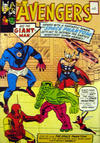 Cover for Avengers (Yaffa / Page, 1978 ? series) #1