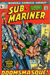 Cover Thumbnail for Sub-Mariner (1968 series) #47 [British price variant.]
