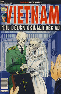 Cover Thumbnail for Magnum presenterer (Bladkompaniet, 1995 series) #5/1996