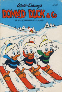 Cover Thumbnail for Donald Duck & Co (Hjemmet, 1948 series) #53/1972