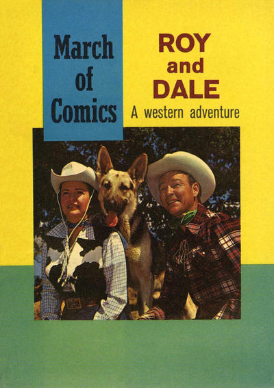 Cover for March of Comics (Western, 1946 series) #221